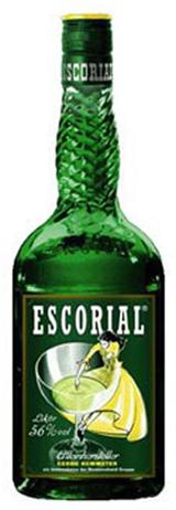 Escorial Green Liqueur